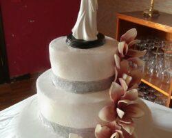tarta de boda 3 pisos